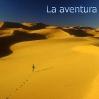 La aventura de viajar cartel