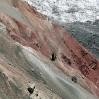 Glaciar Lenin. Kyrgyzstan Pamir