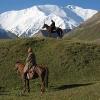 Pico Lenin 7120 m. Kyrgyzstan Pamir