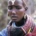 Mujer Samburu Kenia Africa