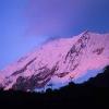 Nevado Chacraraju Cordillera Blanca Peru