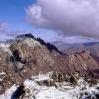 Pico Toubkal desde el Ras Marruecos