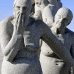 Vigelen Escultura Oslo Noruega