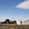 Alpinismo Las piedras de los ladrones Cerro pelao Sierra Nevada