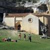 Turismo Rural Cañon del rio Lobos Ermita Templaria de San Bartolo, de Ucero